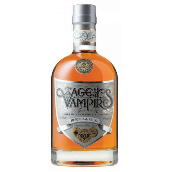 Dracula Son of the Dragon Plum Brandy