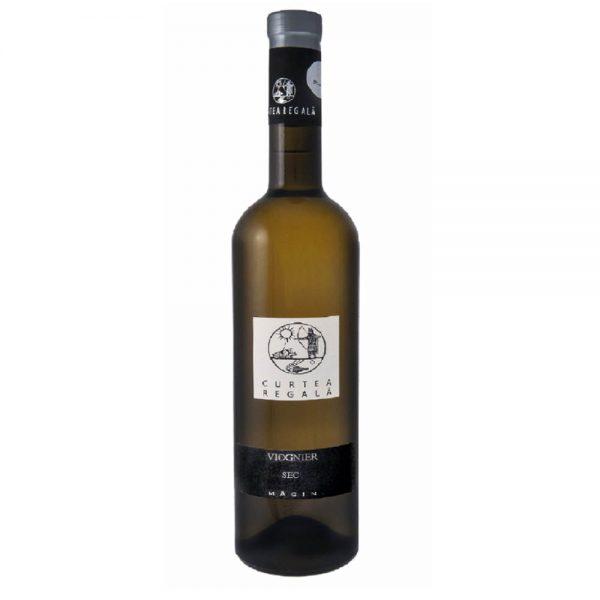 Alcovin Macin Curtea Regala Viognier White Wine 2015