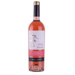 Bostavan DOR Rosé – Merlot & Saperavi 2016