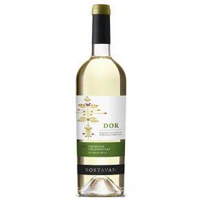 Bostavan DOR White – Traminer & Chardonnay 2016