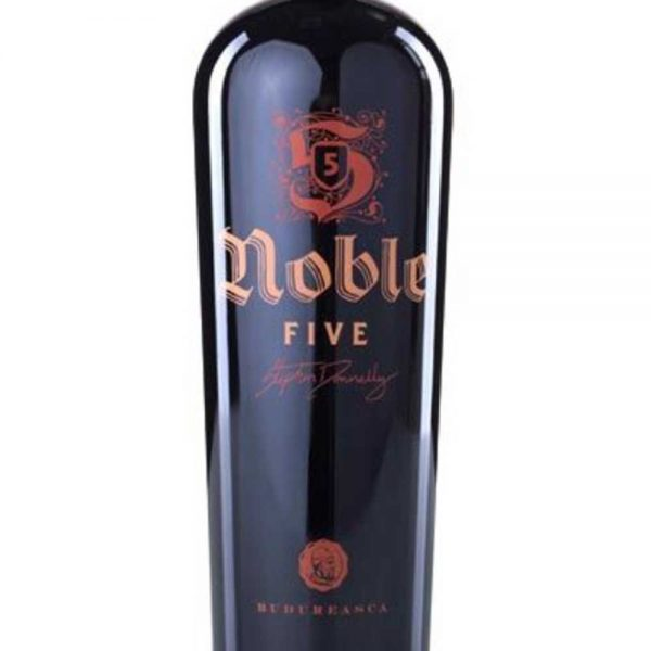 Budureasca Noble 5 red Wine 2016