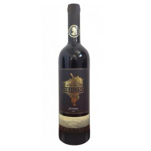 Budureasca Origini Reserve Red Wine 2015