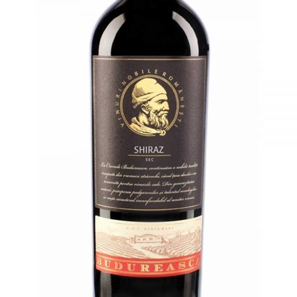 Budureasca Premium-Shiraz-2015-1