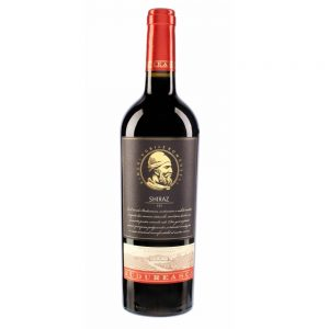 Budureasca Premium-Shiraz-2015