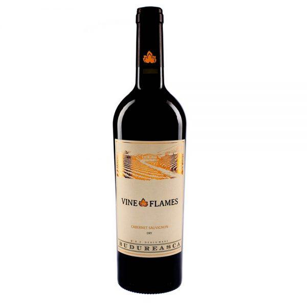 Budureasca The Vine in Flames Cabernet Sauvignon 2015
