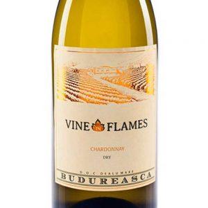 Budureasca The Vine in Flames Chardonnay 2017 - 1