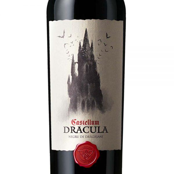 Castellum Dracula Negru de Dragasani Dry Red Wine 2015 -1