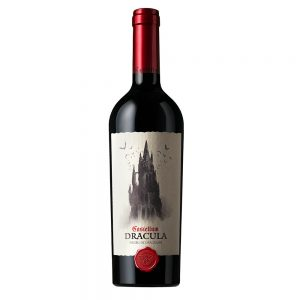 Castellum Dracula Negru de Dragasani Dry Red Wine 2015