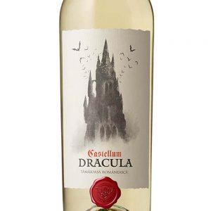 Castellum Dracula Tamaioasa Romaneasca Sweet White Wine 2015 -1
