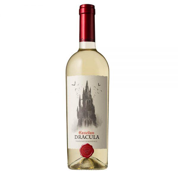 Castellum Dracula Tamaioasa Romaneasca Sweet White Wine 2015