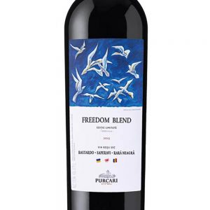 Chateau Purcari Freedom Blend Red Wine 2015 -1
