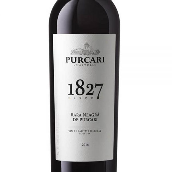 Chateau Purcari Rara Neagra Dry Red Wine 2016 -1