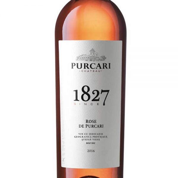 Chateau Purcari Rose 2016 -1