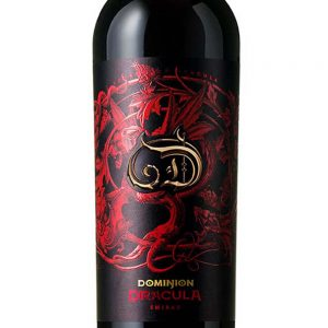 Dominion Dracula Shiraz Dry Red Wine 2014 -1