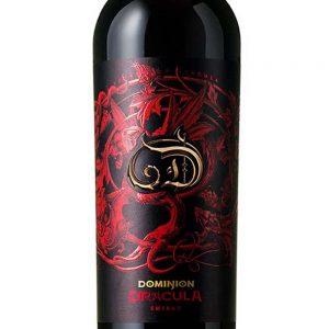 Dominion Dracula Shiraz Dry Red Wine 2014 -1