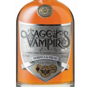 Dracula Son of the Dragon Plum Brandy 1