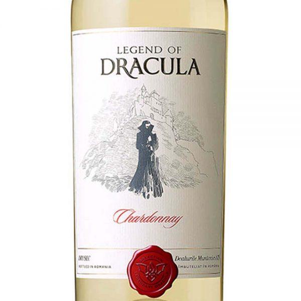 Legend of Dracula Chardonnay 2015 -1