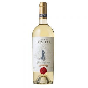 Legend of Dracula Feteasca Regala ECO White Wine 2015