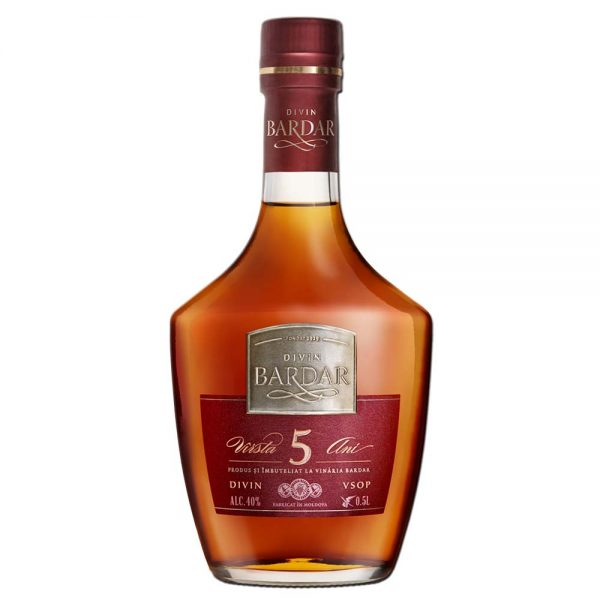 Bardar Silevr Collection VSOP 5 years old