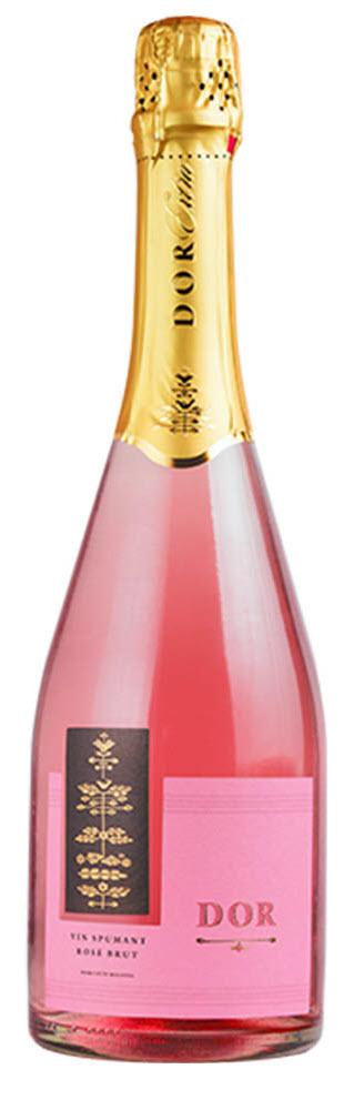 Bostavan Brut Rosé Sparkling Wine 2016 - 1
