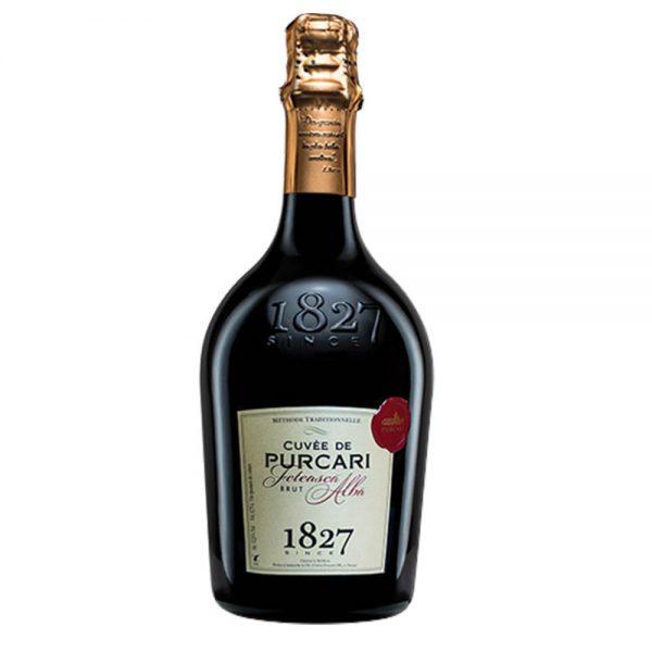 Cuvée de Purcari Fetească Albă Sparkling Wine