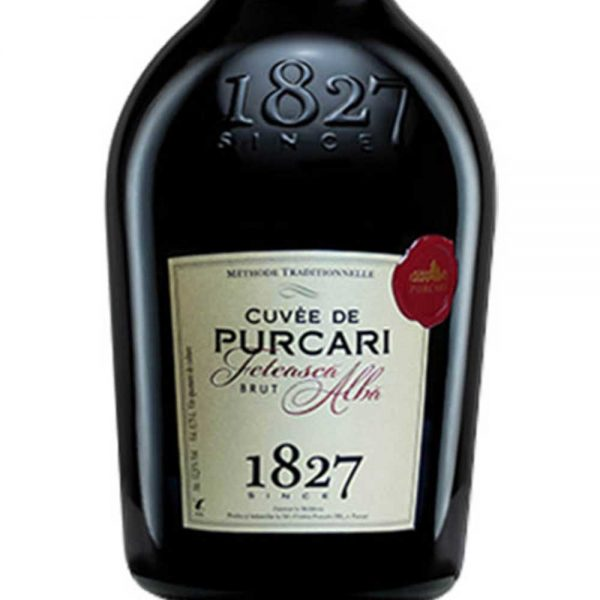 Cuvee de Purcari Feteasca Alba Sparkling Wine 2016 - 1