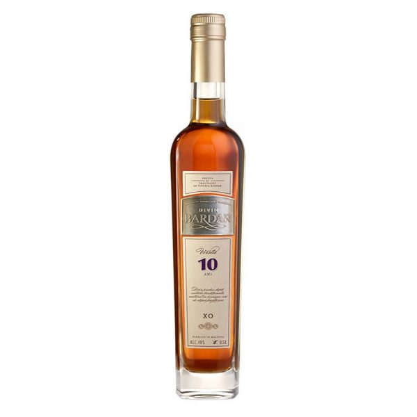 Divin Bardar Gold Collection XO 10 Years Old Cognac