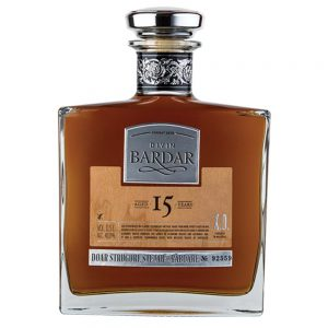 Divin Bardar Platinum Collection XO 15 Years Old Cognac