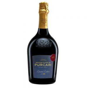 Grande Cuvée de Purcari Extra Brut Sparkling Wine