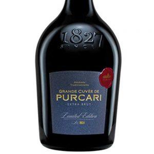 Grande Cuvee de Purcari White Sparkling Wine 2016 - 1