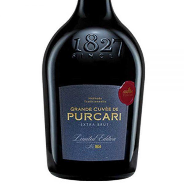 Grande Cuvee de Purcari White Sparkling Wine 2016 – 1
