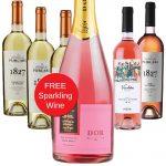 Chateau Purcari 6 Bottles Premium White Wine Mixed Case 1