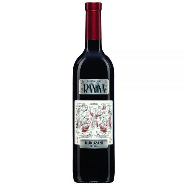 Ranina Mukuzani Saperavi Georgian Wine UK