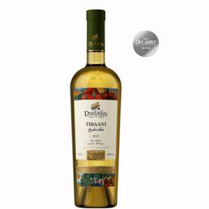 Tibaani Orange wine Amber Wine Georgian Wine