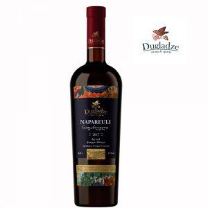 Napareuli (Saperavi) Georgian wine