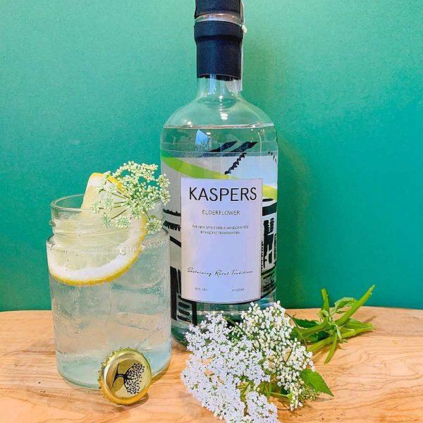 Kaspers Elderflower Gin